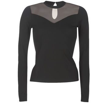 textil Mujer Tops / Blusas Moony Mood LAMELI Negro