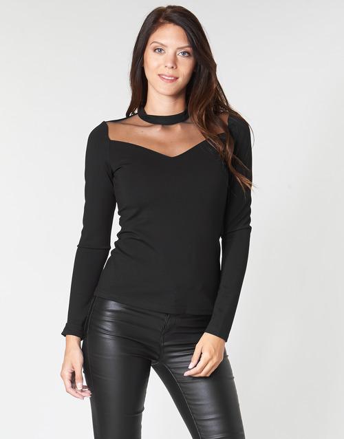 textil Mujer Tops / Blusas Moony Mood PLAMELI Negro