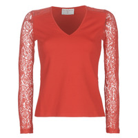 textil Mujer Tops / Blusas Moony Mood LANELORE Rojo