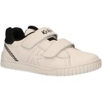 Zapatos Niños Multideporte Kickers 694870-30 WIZZ Blanco