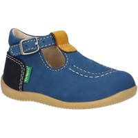 Zapatos Niños Derbie & Richelieu Kickers 621013-10 BONBEK Azul