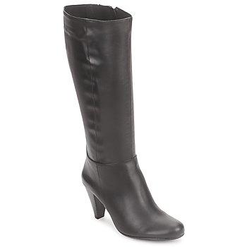 Zapatos Mujer Botas urbanas So Size ARDEIN Negro