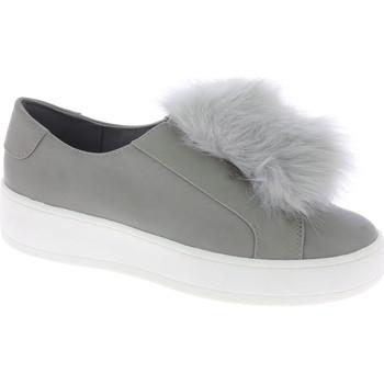 Zapatos Mujer Slip on Steve Madden 91000720 07004 12001 grigio