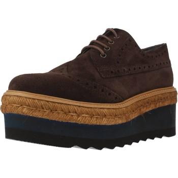 Zapatos Mujer Derbie Mamalola 531J Marron