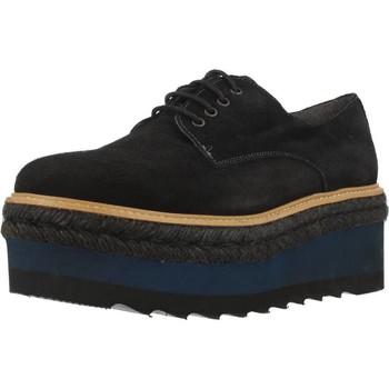 Zapatos Mujer Derbie Mamalola 531J Negro