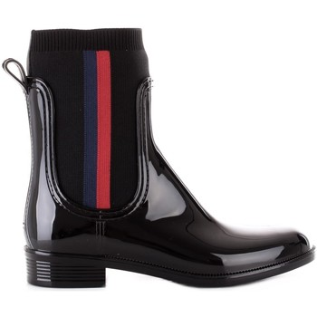 Zapatos Mujer Botines Tommy Hilfiger FW04125 NEGRO