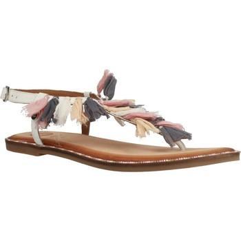 Zapatos Niña Sandalias Gioseppo 43850G Blanco