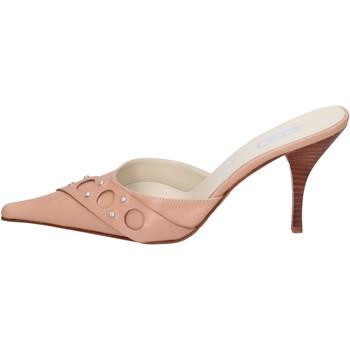 Zapatos Mujer Sandalias Gozzi Ego sandalias cuero beige