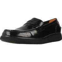 Zapatos Hombre Mocasín Stonefly 84713 Negro