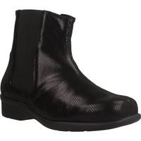 Zapatos Mujer Botines Trimas Menorca 1253T Negro