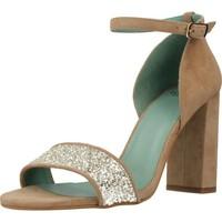 Zapatos Mujer Sandalias Lab 18272 586 Marron