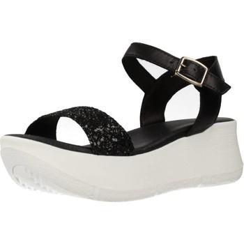 Zapatos Mujer Sandalias Clover 15741C Negro