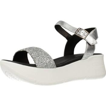 Zapatos Mujer Sandalias Clover 15741C Gris