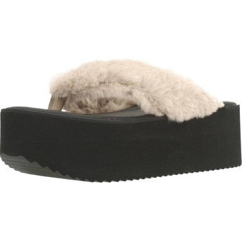 Zapatos Mujer Chanclas Clover 89828 Marron