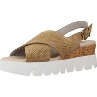 Zapatos Mujer Sandalias Clover 7719C Marron