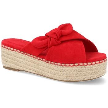 Zapatos Mujer Alpargatas Aimy Y288-31 Rojo