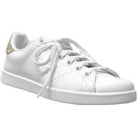 Zapatos Mujer Zapatillas bajas Victoria 125104 Blanco-platino