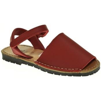 Zapatos Niño Sandalias Duendy 361 Rojo