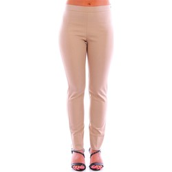 textil Mujer Pantalones fluidos Caractere P140 beige