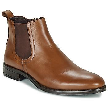 Zapatos Hombre Botas de caña baja André NORLAND Cognac