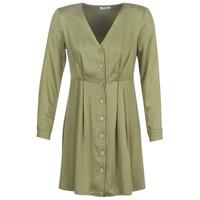 textil Mujer vestidos cortos Betty London  Kaki