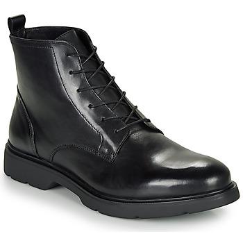Zapatos Hombre Botas de caña baja André GEREMY Negro