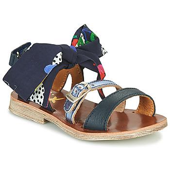 Zapatos Niña Sandalias Catimini CASALA Marino