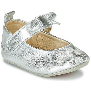 Zapatos Niña Pantuflas Catimini CORIDA Plata