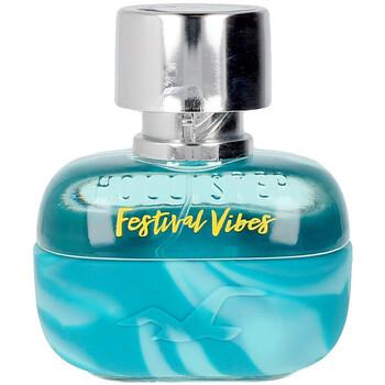 Belleza Hombre Agua de Colonia Hollister Festival Vibes For Him Edt Vaporizador  50 ml