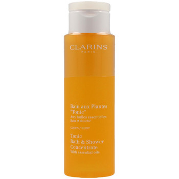 Belleza Mujer Productos baño Clarins Bain Aux Plantes Tonic  200 ml
