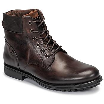 Zapatos Hombre Botas de caña baja André VARAPE Marrón