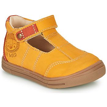 Zapatos Niño Sandalias GBB ARENI Amarillo