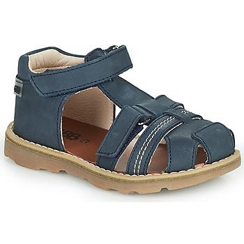 Zapatos Niño Sandalias GBB SEVILLOU Azul