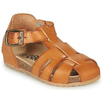 Zapatos Niño Sandalias GBB FREDERICO Cognac