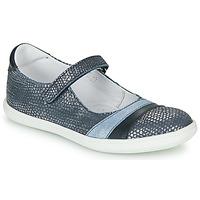 Zapatos Niña Bailarinas-manoletinas GBB ECOPA Azul