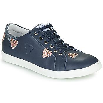Zapatos Niña Zapatillas bajas GBB ASTROLA Marino
