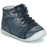 Zapatos Niña Zapatillas altas GBB OLSA Azul