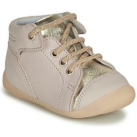 Zapatos Niña Zapatillas altas GBB OLSA Blanco