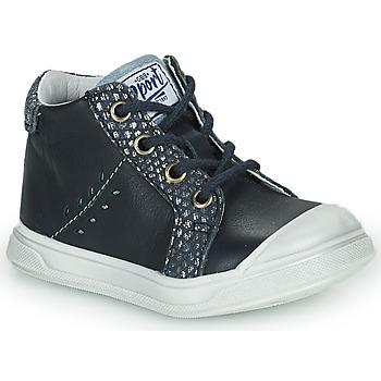 Zapatos Niña Zapatillas altas GBB AGAPE Azul