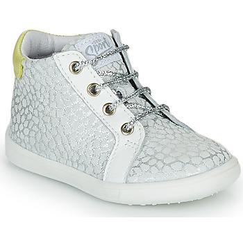 Zapatos Niña Zapatillas altas GBB FAMIA Plata