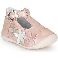 Zapatos Niña Bailarinas-manoletinas GBB AGATTA Rosa