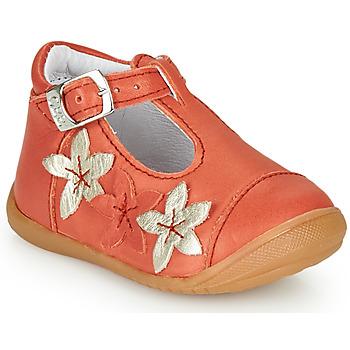 Zapatos Niña Bailarinas-manoletinas GBB AGATTA Coral
