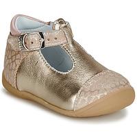 Zapatos Niña Bailarinas-manoletinas GBB MERTONE Beige