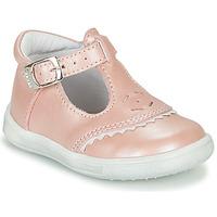 Zapatos Niña Bailarinas-manoletinas GBB AGENOR Rosa