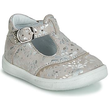 Zapatos Niña Bailarinas-manoletinas GBB AGENOR Beige