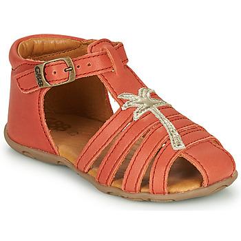Zapatos Niña Sandalias GBB ANAYA Coral
