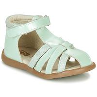 Zapatos Niña Sandalias GBB AGRIPINE Verde