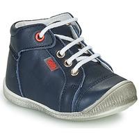 Zapatos Niño Zapatillas altas GBB PARGA Marino