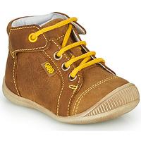 Zapatos Niño Zapatillas altas GBB PARGA Marrón