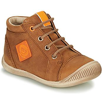 Zapatos Niño Zapatillas altas GBB TARAVI Marrón